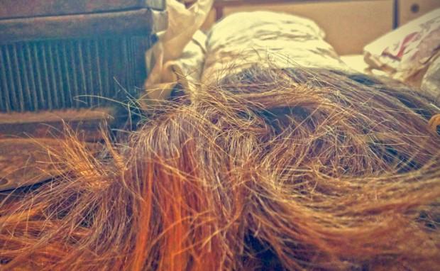 Creazione di una parrucca